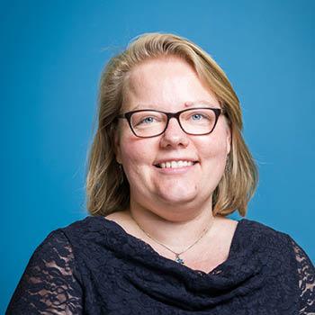 drs. Marjolein Vegers, specialist ouderengeneeskunde